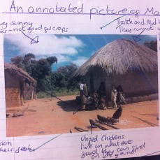 "Learning from Malawi - Outcomes: Student Work 2 ""What is Malawi like?"""