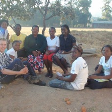 The Chisiri teachers (some student teachers)