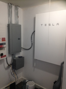 The Tesla Powerwall was used by many of the entry houses, perhaps a sign that power storage is becoming economically feasible.