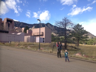 NCAR (National Center for Atmospheric Research), Boulder